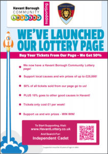 Havant_Lottery_Poster